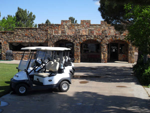 Golf Lubbock Texas